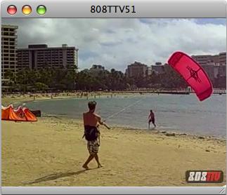 808TTV E.51 – Waikiki Kite Surfing