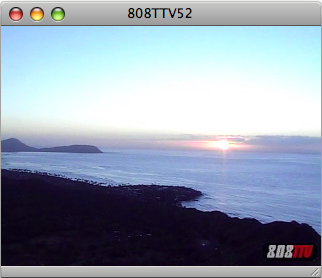 808TTV E.52 – Diamond Head Sunrise