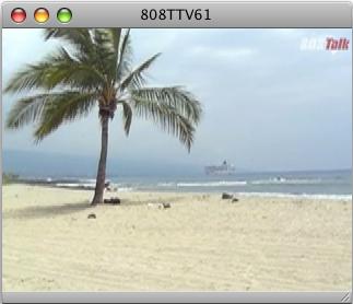808TTV E.61 – Kailua-Kona Shore