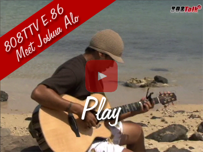808TTV E.86 – Meet Joshua Alo