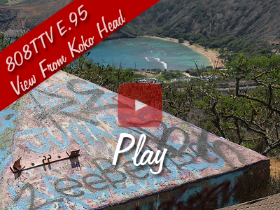 808TTV E.95 - View From Koko Head