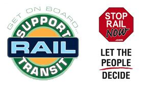 Start Or Stop Light Rail Transit In Honolulu...You Decide!
