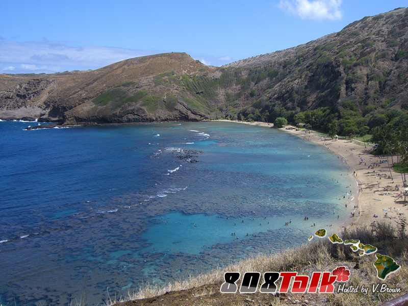 FREE Wallpaper Hanauma Bay