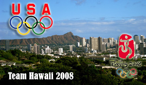 Team USA Hawaii 2008
