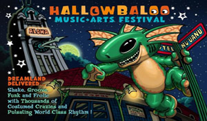 Hallowbaloo Music and Arts Festival