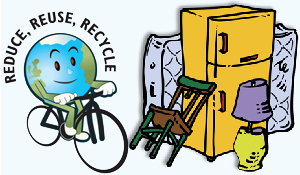 Got Rubbish? Give It A Second Life