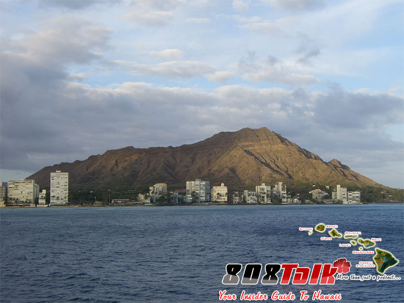 FREE Wallpaper Diamond Head