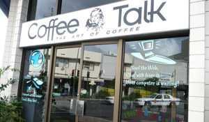 Coffee Talk In Kaimuki