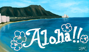 Aloha (Flickr Hyokano)