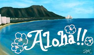 Aloha (Flickr ©Hyokano)
