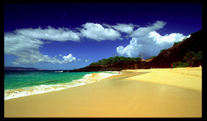 Big Beach at Makena (Flickr laszlo-photo)