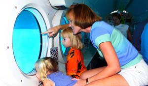 May Day Special: Kids Ride Free On Atlantis Submarines