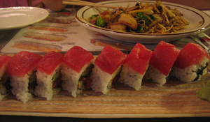 Sushi (Flickr ©VirtualErn)