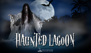 Laie Lady and The Haunted Lagoon