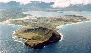 Ulupau Crater