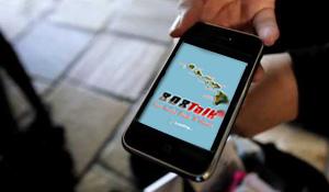 808Talk iPhone App