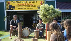 Children Of The Land Kauai
