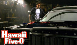 Hawaii Five-0: Now and Then - Technology