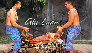 Ali'i Luau - Polynesian Cultural Center