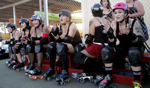 Pacific Roller Derby