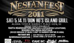 Nesian Fest 2011