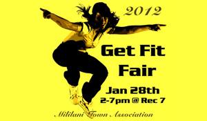 Get Fit Fair 2012