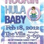Rockin&#8217; Hula Baby @ The Villa Honolulu