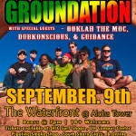 GROUNDATION 2011 @ Aloha Tower