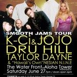 Smooth Jams Tour &#8211; Waterfront at Aloha Tower